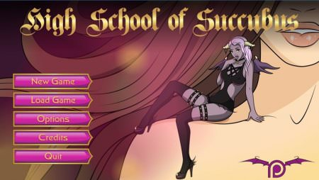High School Of Succubus 1.47 Game Walkthrough Free Download for PC