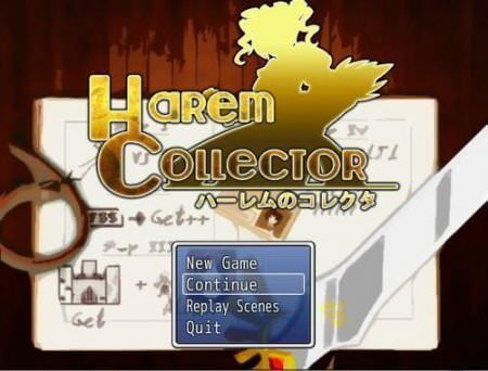 Harem Collector 0.49.3 Game Walkthrough Download for PC & Android