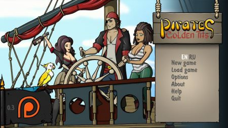 Pirates: Golden Tits 0.9.4 Game Walkthrough Free Download for PC
