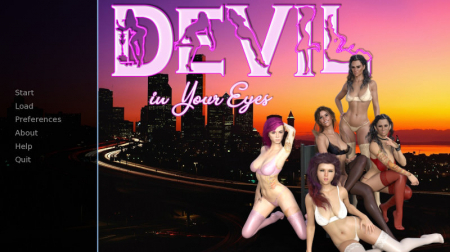 Devil In Your Eyes 0.03.1 Game Walkthrough Free Download for PC