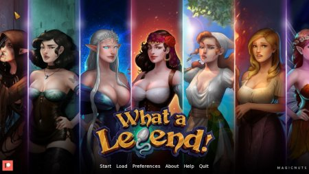 What a Legend! 0.4 Game Walkthrough Free Download for PC