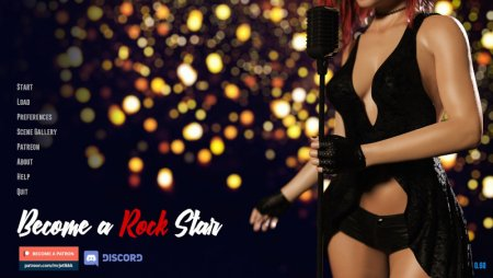 Become A Rock Star 0.80 Game Walkthrough Free Download for PC