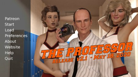 The Professor Remastered 3.4Game Walkthrough Free Download for PC