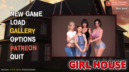 Girl House 1.3.0 Game Walkthrough Free Download for PC