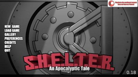 S.H.E.L.T.E.R. 0.27Game Walkthrough Free Download for PC