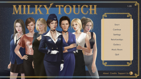 Milky Touch (Milky Town) Game Walkthrough Free Download for PC