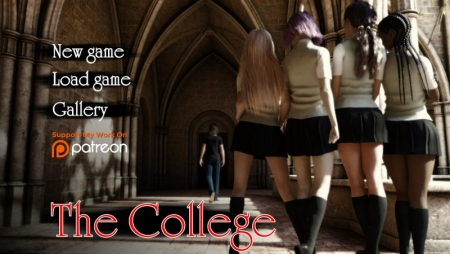 The College 0.16 Game Walkthrough Free Download for PC