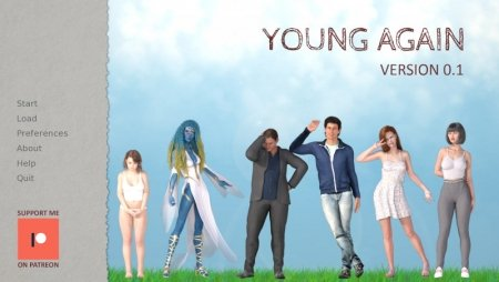 Young Again Game Walkthrough Free Download for PC
