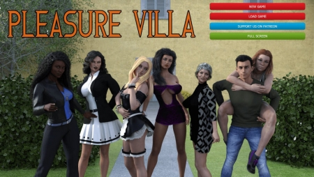 Pleasure villa 1.9.1 Game Walkthrough Free Download for PC