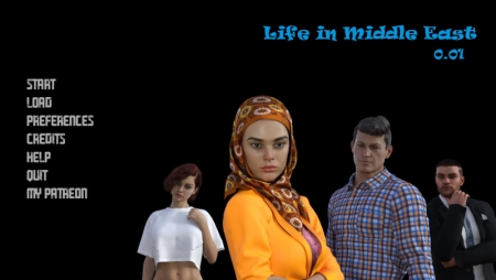 Life in Middle East 0.6 Game Walkthrough Free Download for PC