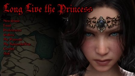 Long Live the Princess 0.34.0 Game Walkthrough Free Download for PC