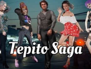Tepito Saga 0.0.4.0 Game Walkthrough Free Download for PC