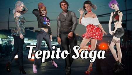 Tepito Saga 0.0.4.0 Game Walkthrough Free Download for PC