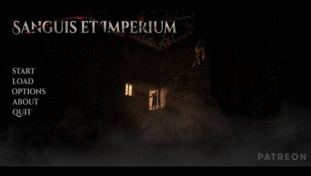 Sanguis et Imperium 0.2 Game Walkthrough Free Download for PC