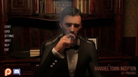 Banshee Town - Inception 0.1 Game Walkthrough Free Download for PC