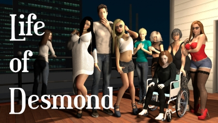 Life of Desmond 0.5.1 Game Walkthrough Free Download for PC