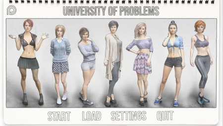 University of Problems 0.3.0 Game Walkthrough Free Download for PC