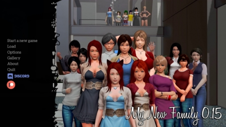 My New Family 0.17 Game Walkthrough Free Download for PC