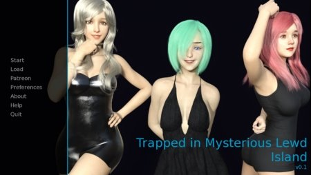 Trapped in Mysterious Lewd Island Game Walkthrough Free Download for PC