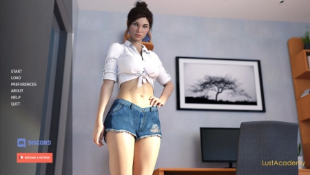 Lust Academy 0.1.2 Game Walkthrough Free Download for PC