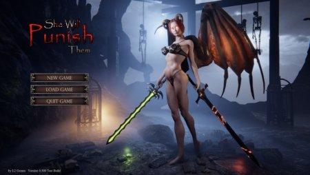 She Will Punish Them 0.610  Game Walkthrough Free Download for PC