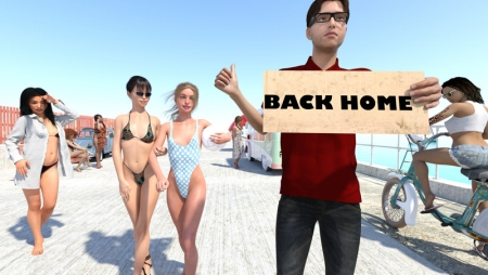 Back Home 0.1.2b Game Walkthrough Free Download for PC