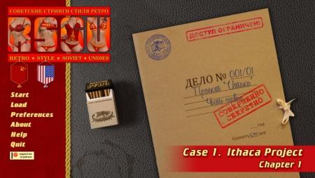 Retro Style Soviet Undies Game Walkthrough Free Download for PC