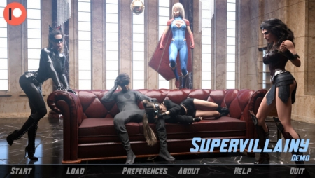 Supervillainy Game Walkthrough Free Download for PC