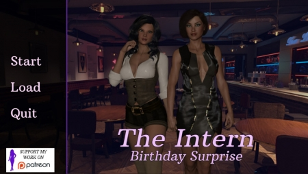 The Intern 0.1 Game Walkthrough Free Download for PC