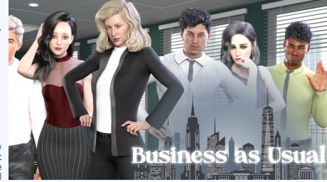 Business as Usual 1.0 Game Walkthrough Free Download for PC