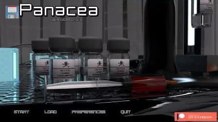 Panacea 0.44Game Walkthrough Free Download for PC