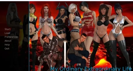 My Ordinary Extraordinary Life Game Walkthrough Free Download for PC