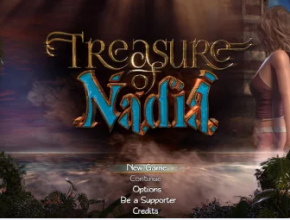 Treasure of Nadia Game Walkthrough Free Download for PC