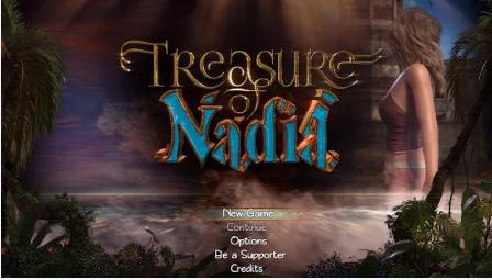 Treasure of Nadia Game Walkthrough Free Download for PC