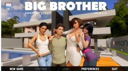 Big Brother: Another Story 0.06.0.08 Game Walkthrough Free Download for PC