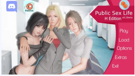 Public Sex Life H 0.26 Game Walkthrough Free Download for PC