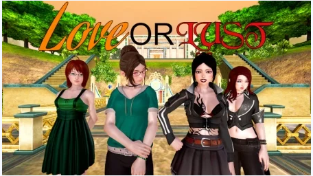 Love or Lust 0.2.3a Game Walkthrough Free Download for PC