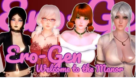 Ero-Gen 0.2.2 Game Walkthrough Free Download for PC