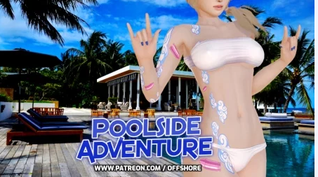 Poolside Adventure Remake 0.6 Game Walkthrough Free Download for PC