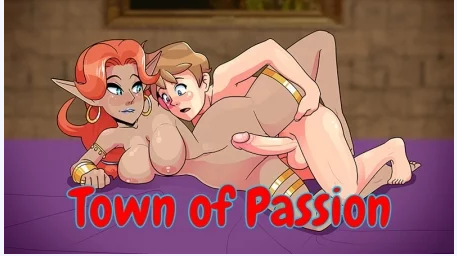 Town of Passion 2.3.2 Game Walkthrough Free Download for PC