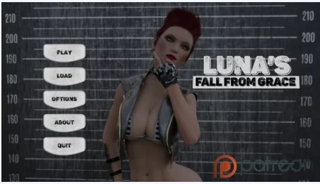 Luna's fall from grace 0.11 Game Walkthrough Free Download for PC
