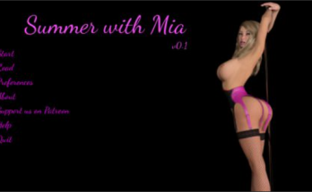 Summer with Mia Download Game Walkthrough Full Version